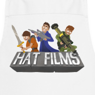 Design ~ Hat Films - Locked n Loaded - Apron