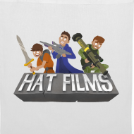 Design ~ Hat Films - Locked n Loaded Tote Bag