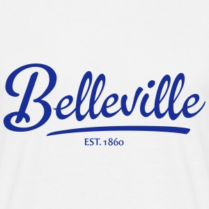 Belleville - Men's T-Shirt