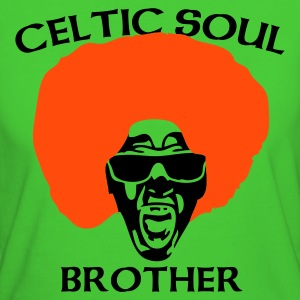 Light green Celtic Soul Brother Women - Women's Organic T-shirt