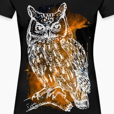 Cosmic Owl T-Shirts