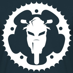 Motorcycle front sprocket  T-Shirts - Men's T-Shirt