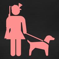 Motiv ~ Jägerinnenshirt