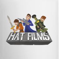 Design ~ Hat Films (Right Handed) Mug