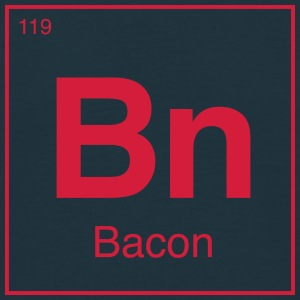 Periodic Bacon - Männer T-Shirt