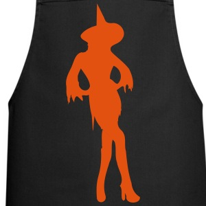 Witch / Halloween  Aprons - Cooking Apron