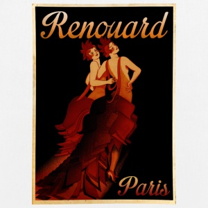 Vintage Poster Fashion Paris Bags  - EarthPositive Tote Bag