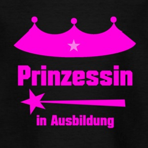 Prinzessinnenshirt - Kinder T-Shirt