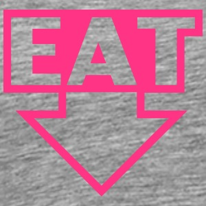 Eat T-skjorter - Premium T-skjorte for menn