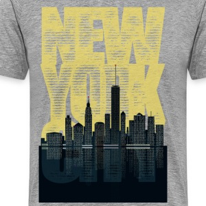 New York City T-Shirts - Men's Premium T-Shirt