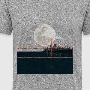 San Francisco T-Shirts - Men's Premium T-Shirt