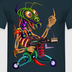 insect warrior - T-shirt Homme