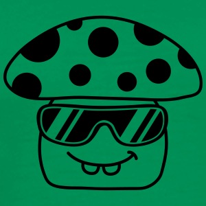 Cool Mushroom T-Shirts - Men's Premium T-Shirt