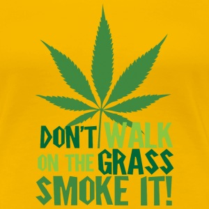 SMOKE IT! T-Shirts - Frauen Premium T-Shirt