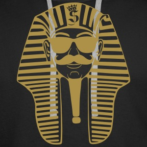 Pharaon Swagg Sweat-shirts - Sweat-shirt à capuche Premium pour hommes
