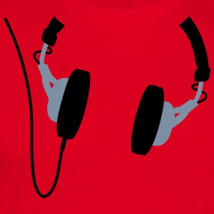 Headphones V3 2clr T-Shirts - Men's T-Shirt