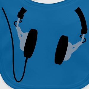 Headphones V3 2clr Accessories - Baby Organic Bib