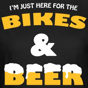 Bikes and Beer T-Shirts - Women's T-Shirt