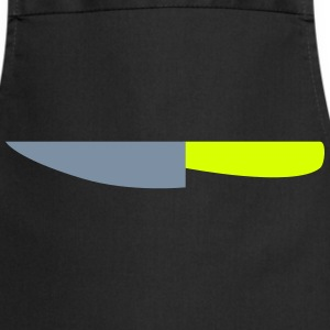 Kitchen Knife / Cuts like a knife 2c  Aprons - Cooking Apron