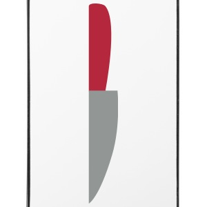 Lama / coltello da cucina / Cuts like a knife 2c Custodie per cellulari e tablet - Custodia rigida per iPhone 4/4s