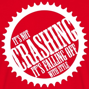 Crashing T-Shirts - Men's T-Shirt