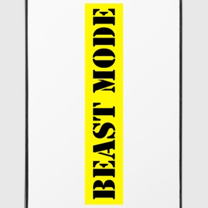 beast mode | iPhone 4/4s cover - iPhone 4/4s Hard Case