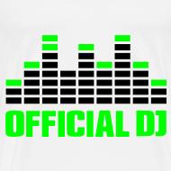 Diseño ~ Official DJ