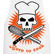 Diseño ~ Born to cook