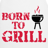 Diseño ~ Born to grill