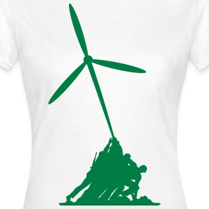 Raising Windmills - Women's T-Shirt