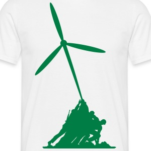 Raising Windmills - Men's T-Shirt