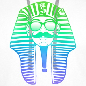 Pharaon Swagg Pastels Sweat-shirts - Sweat-shirt à capuche Premium pour hommes