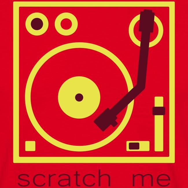I DJ - Scratch Me Turntable - 2 color flex