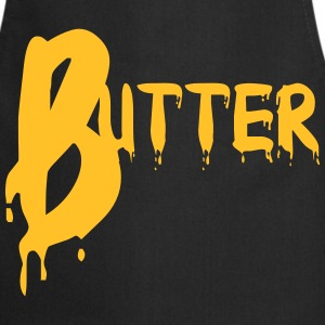 BUTTER  Aprons - Cooking Apron