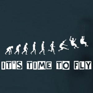 Tea shirt It's Time to FLy - T-shirt Homme