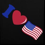 Diseño ~ I love USA