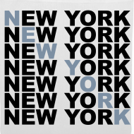 Diseño ~ New York (plata)