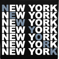 Diseño ~ NEW YORK (plateado)
