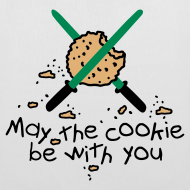 Diseño ~ May the cookie be with you (Verde)