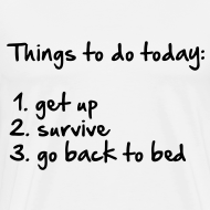 Diseño ~ Things to do today