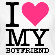 Diseño ~ I love my boyfriend
