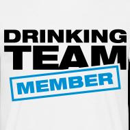 Diseño ~ Drinking Team member azul