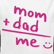 Diseño ~ Mom + Dad = ME (rosa)