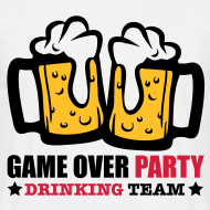 Diseño ~ Game over party