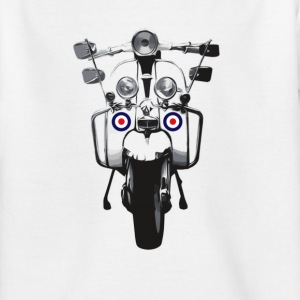 Mod Scooter Tee shirts - T-shirt Enfant