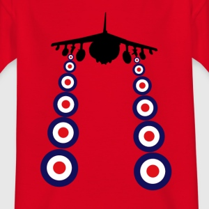 Harrier Mod Shirts - Kinderen T-shirt