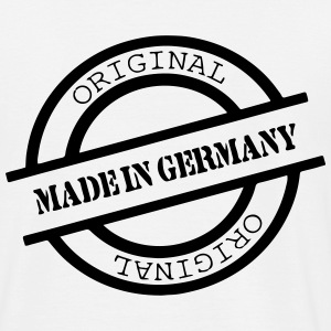 MADE IN GERMANY T-Shirts - Men's T-Shirt