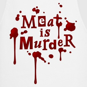 Koch-Schürze 'Meat is Murder!' - Cooking Apron