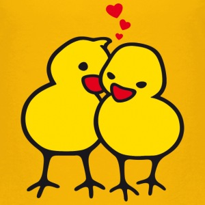 Chicks in Love - Kids' Premium T-Shirt