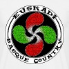 euskadi basque country Camisetas - Camiseta hombre